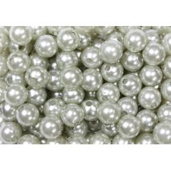 Perles 14mm Argent par 210