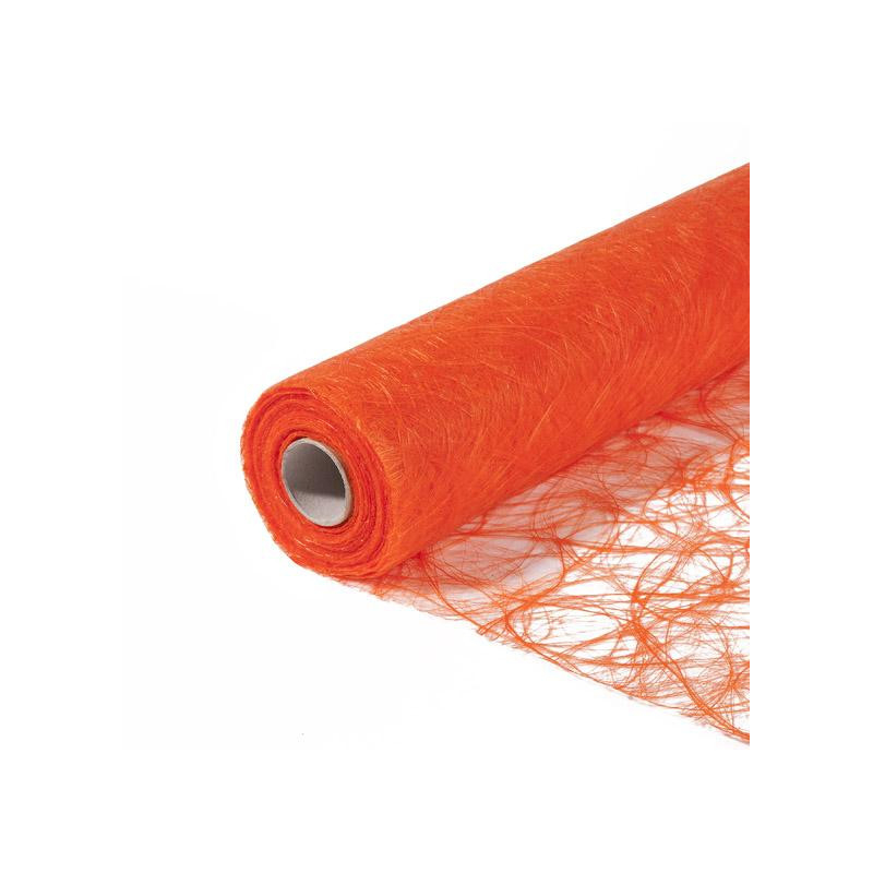 Fibre Sizoweb 0.6x25m 8280 Orange