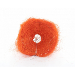 Support Sisal Orange par 10