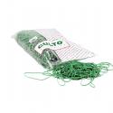 Elastiques Vert 60x1.5mm par 1kg