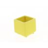 KERN - Pot Carré Céramique Jaune L6 x H6 cm Part 12