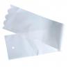 Etui Rose Droit 80x16 cm blanc par 100