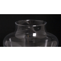 SIMON - Vase Verre Bocal D20 x H17 cm