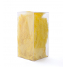 Plumes Marabou Jaune Boite 25 g