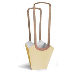 Sac Aqua D.10cm Par 10 Crème