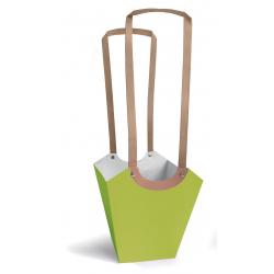 Sac Aqua D.10 cm par 10 Vert