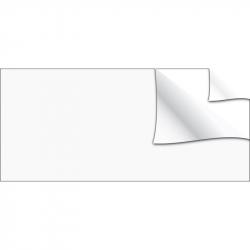 Gaine Double Clairfleur 0.8x50m Blanc