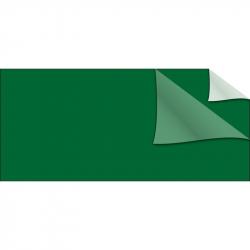 Gaine Double Clairfleur 0.8x50m Vert Foncé