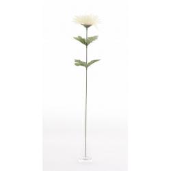 Gerbera 50 cm blanc