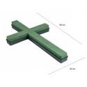 Croix Mousse Naylor 56cm X 2