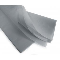 Rame Mousseline 50x75 cm Gris par 240 feuilles
