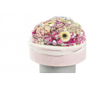 Perles Blanches 24 mm par 18