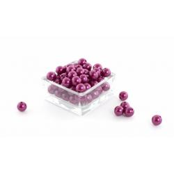 Rouge - D14 mm Par 72 Perles