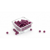 Perles 10 mm Rouge par 120