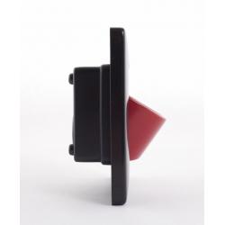Clip'Pot 1 plante Noir-Rouge