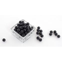 Perles 14 mm Noir Par 72