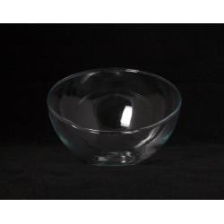ANK - Vase Verre Demi Sphère D12.5 x H10.5 cm