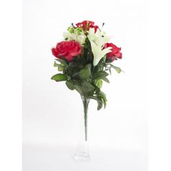 Piquet Rose/Lys