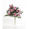 Bouquet Vertical Roses Beauty 10 têtes H45cm