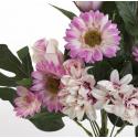 Bouquet Vertical Gerbera Rose Rose H45cm