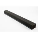 Raquette Mousse Eychenne Noire 80cm par 6