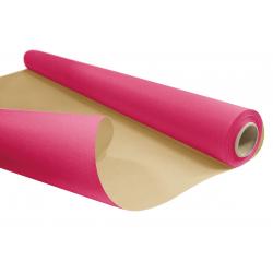 Papier Kraft Fuchsia 80cm x 40m