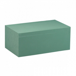 IDEAL - Bloc de Mousse Oasis 32x55x23cm