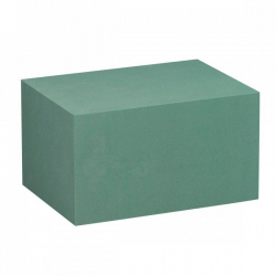 IDEAL - Bloc de Mousse Oasis 32x23x18cm par 3