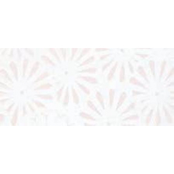 "Polypro Bulle 0.80x40m""Margherita"" Blanc"