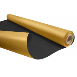 Kraft Or/Noir 0.79 x 40m