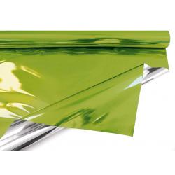 Papier Métal Vert Pomme 0.70x50m