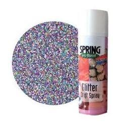 SPRAYS - Bombe Paillette Multicolor 300ml