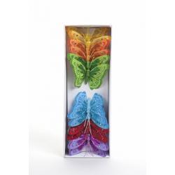 Papillon 8 cm par 12