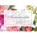 HEUREUX ANNIVERSAIRE - Carte Jeso Amour par 10