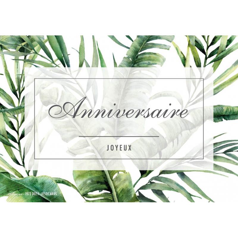 Carte Jeso Amour Par 10 Joyeux Anniversaire