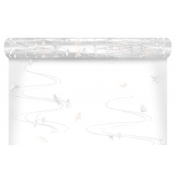 FLAP - Cello Fantaisie 40m 60x120m Blanc
