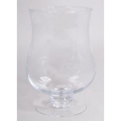 GLASS - Vase Verre D16.5 x H26.5 cm