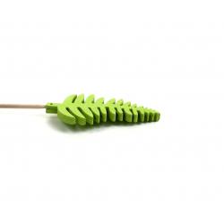 Fougère Tige Bois d7 cm Vert par 10