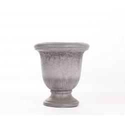 MEDICIS - Vase Ciment D15 x H17 cm