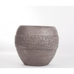 AMITO - Cache pot Céramique D18 x H20 cm