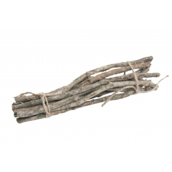 Fagot de Bouleau Bois Naturel L30 cm par 12