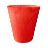 PLI12 - Manchettes 12.5 cm Rouge par 100