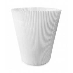 Manchettes 12.5 cm Blanc par 100