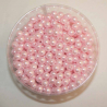 Perles 10mm Rose par 600