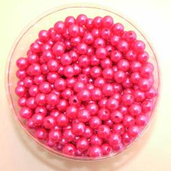 Fuchsia - D10 mm Perles Par 300g