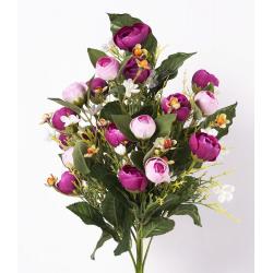 Bouquet Vertical Renoncule Varié H48 cm