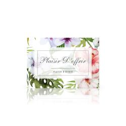 OFFRIR - Carte Jeso Amour par 10 Plaisir d'offrir