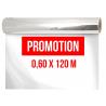 Cello Neutre 60 cmx120 m 40 Microns Promotion