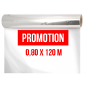 Cello Neutre 80 x 120m 40 microns Promotion Octobre
