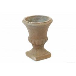 MEDICIS - Vase Montaigne Rouille D13 x H15 cm